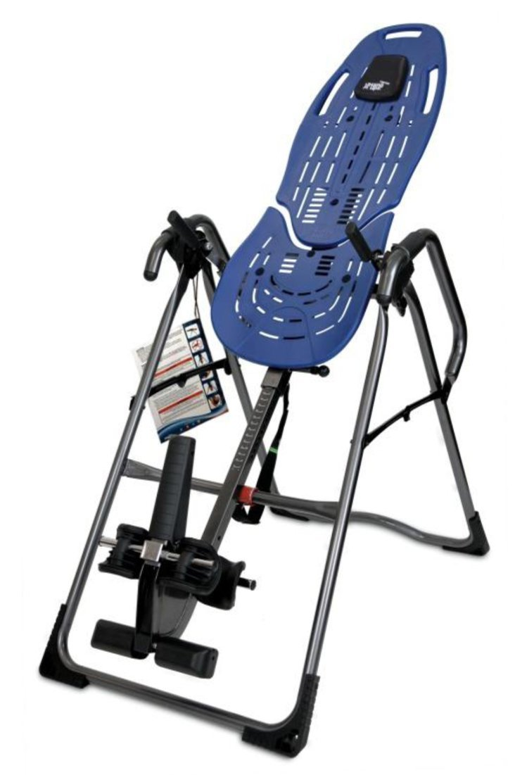 best rated inversion table