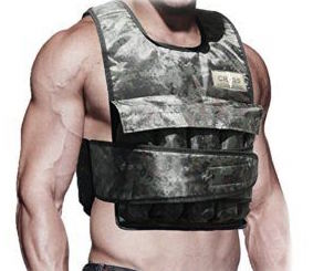 heavy weighted vest