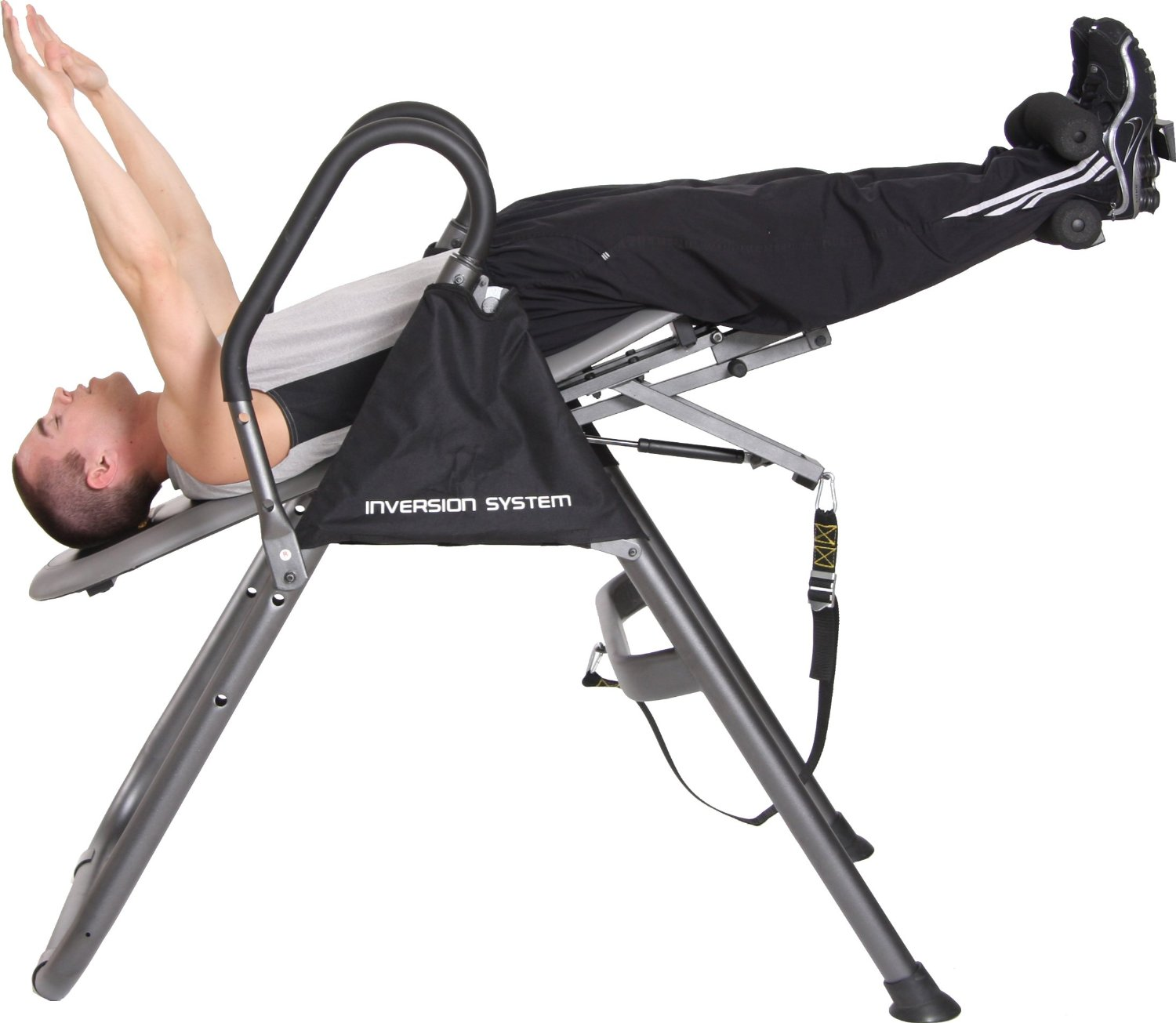 inversion therapy without table